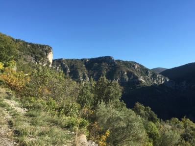 Cévennes calcaires, gite Les Asphodèles - Vallée de la VIs