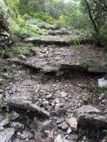 chemin calade