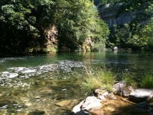La Vis, rivière sauvage