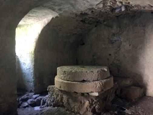 Moulins de la Foux, à proximité du gîte Les Asphodèles - Vallée de la Vis