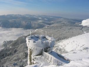 Observatoire Mont Aigoual, gite Les Asphodèles - Vallée de la Vis