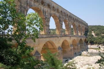 Que visiter depuis Les Asphodèles - Vallée de la VIs ? Pont du Gard