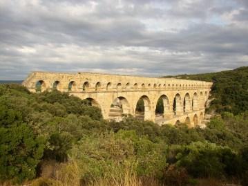 Que visiter depuis Les Asphodèles - Vallée de la VIs ? Le pont du Gard