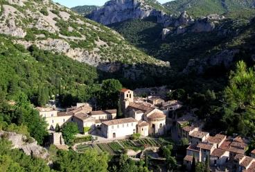 L'Abbaye de Saint-Guilhem-le-Désert