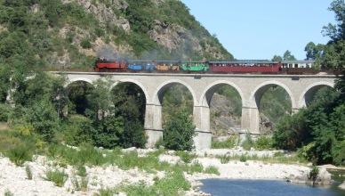 Que visiter depuis Les Asphodèles - Vallée de la Vis ? Train à vapeur d'Anduze