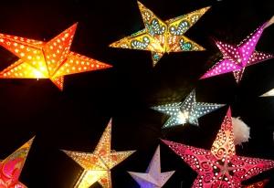 étoiles au gite Les Asphodèles - Vallée de la Vis