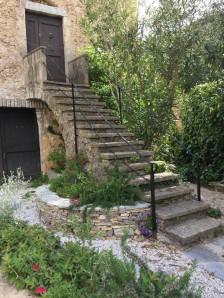 Escalier entrée J