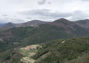 Paysages autour du gite Les Asphodèles-Vallée de la Vis